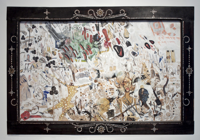 , 'Doodle #2, 2002,' 2002, Lehmann Maupin
