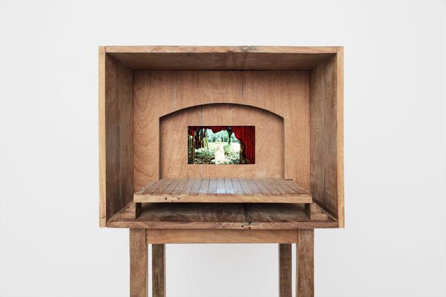 , 'O canto do pássaro rebelde ,' 2012, Galeria Nara Roesler