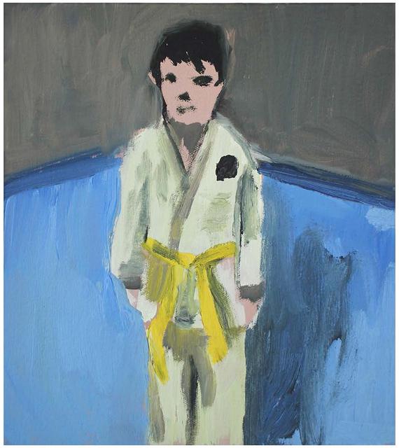 , 'Judoca [Judoka],' 2016, Casa Triângulo