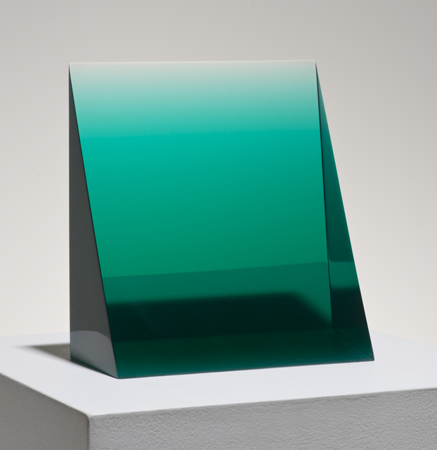 , '11/3/14 (Green Table Wedge),' 2014, Quint Gallery