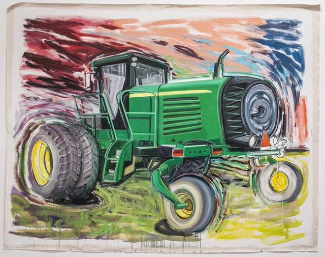 , 'Big Love (John Deere #3),' 2013, Rosamund Felsen Gallery