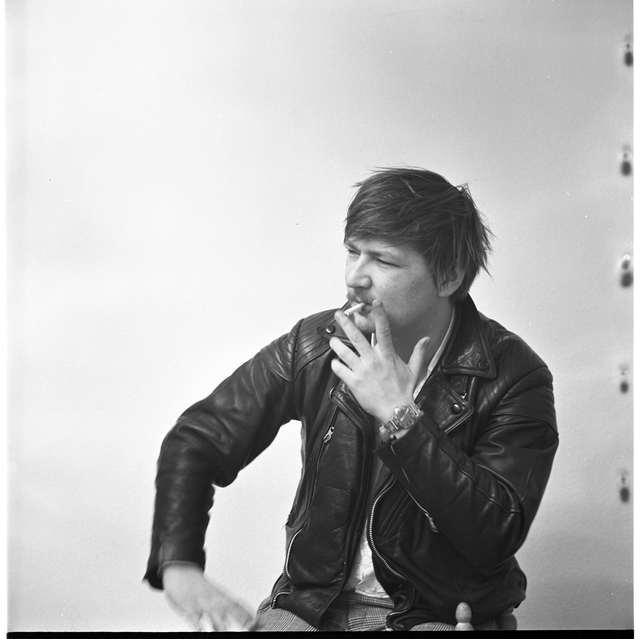 , 'Rainer Werner Fassbinder,' 1970, Martin-Gropius-Bau
