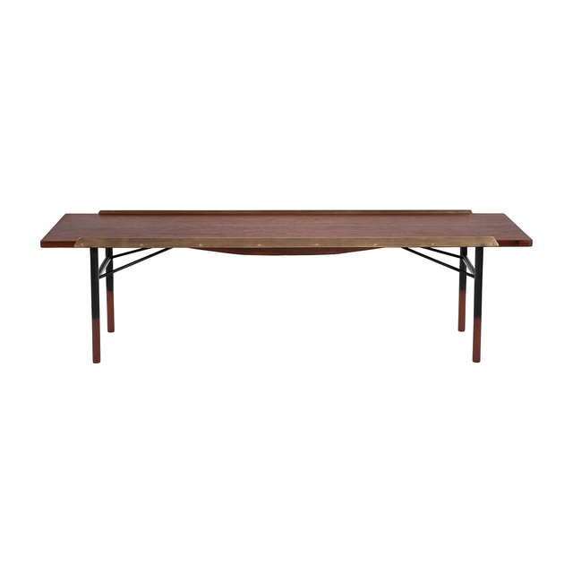 Wondrous Finn Juhl Coffee Table Bench Model Bo101 1953 Pabps2019 Chair Design Images Pabps2019Com