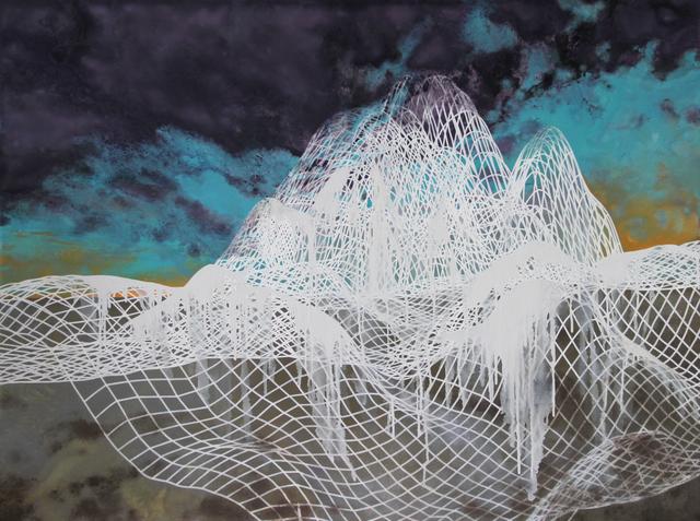 , 'Melting 消融,' 2014, W.Ming Art