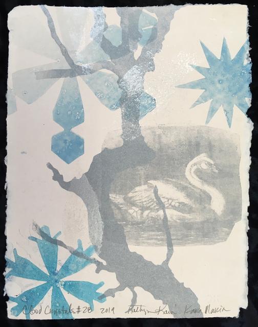 , 'Cloud Crystal 28,' 2019, Mark Moore Fine Art