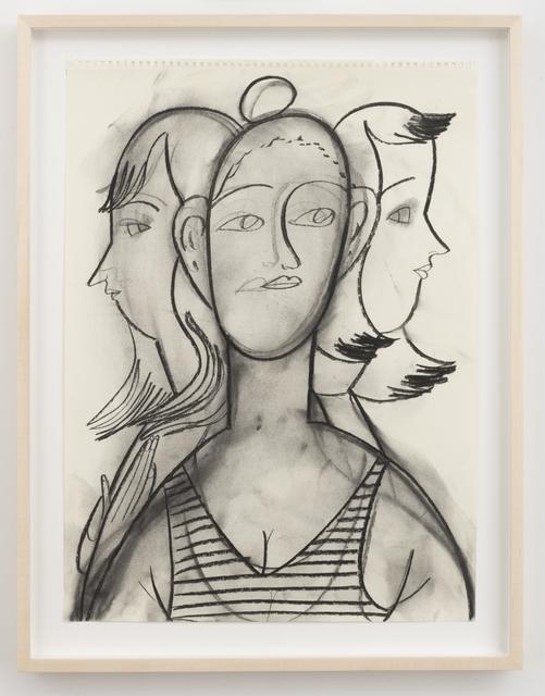 Grace Weaver, 'Three Women', 2019, Independent Curators International (ICI) Benefit Auction