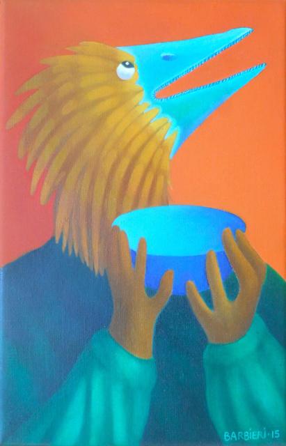 , 'Please Sir?,' 2015, Gallery NAGA
