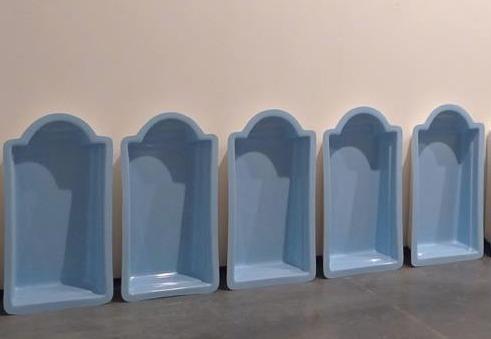 , 'El Nadador,' 2013, Galería Bacelos