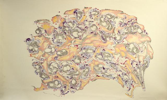 , 'Himmelwolken III,' 2015, GALERÍA ETHRA