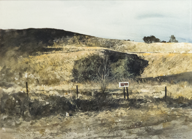 , 'Distant Shade, Knights Ferry, CA,' 1972, Heather James Fine Art