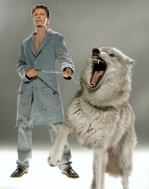, 'Bowie the Protector, Edition 12/12,' 2002, Alisan Fine Arts