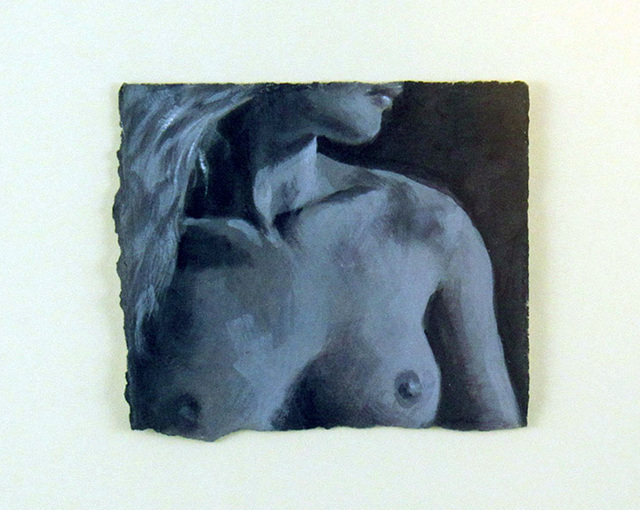 Karin Jurick, 'Female Bust in Gray', ca. 2000, Janus Galleries