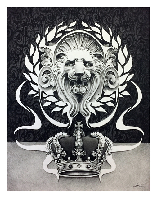 , 'Panthera Regal,' 2016, Joseph Gross Gallery