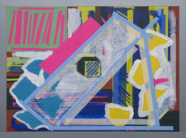 , 'The Long Con,' 2015, Robert Kananaj Gallery