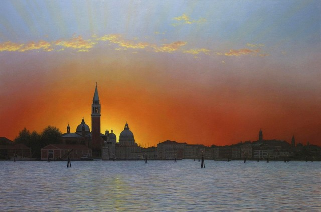 , 'San Giorgio Twilight',' , Plus One Gallery