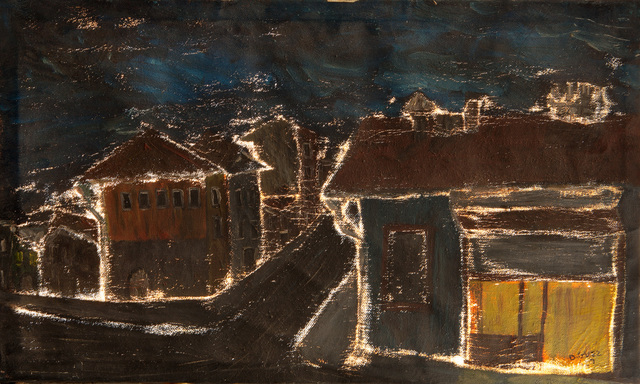 , 'The Painter, Scanogram 5,' 2015, carlier | gebauer