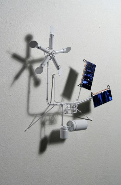 Björn Schülke, 'Solar Kinetic Object #39', 2006, bitforms gallery