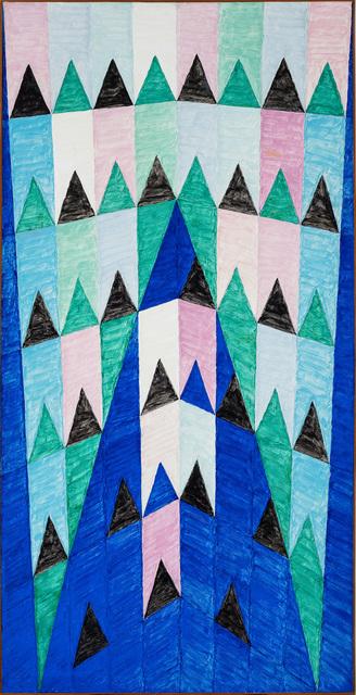 , 'Ogiva,' ca. 1970, Pinakotheke Cultural