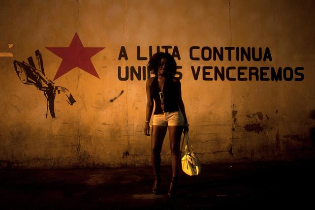 Mauro Pinto, 'A luta continua,' 2012, Afronova