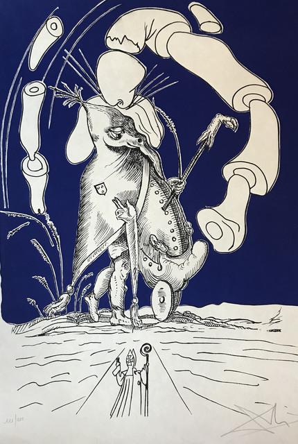Salvador Dalí, 'Les Songes Drolatiques De Pantagruel', 1973, BOCCARA ART