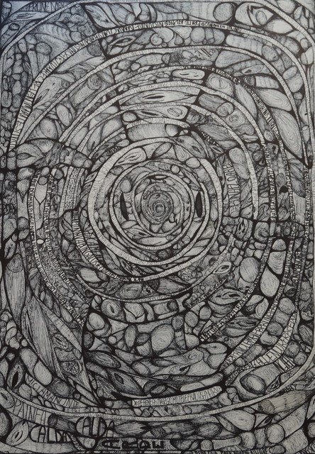 Kuffjka Cozma, 'Untitled', 2016, Galerie Claire Corcia