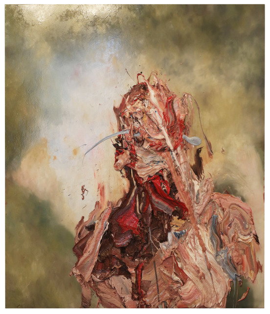 Antony Micallef, 'Raw Intent No. 3', 2016, Pearl Lam Galleries