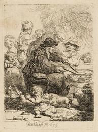 The Pancake Woman