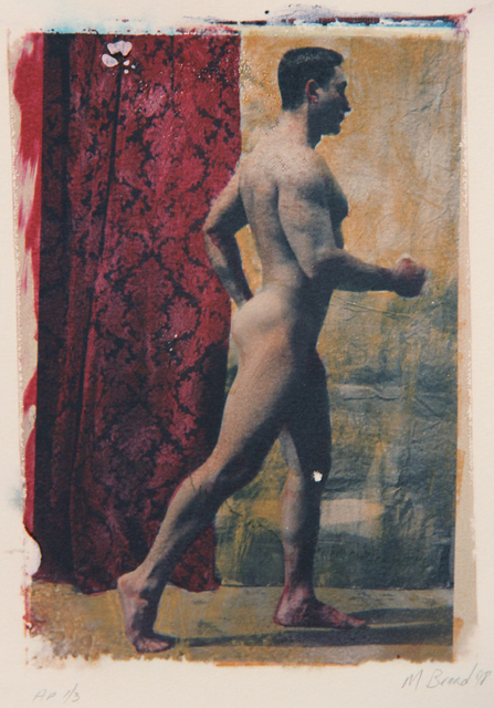 Mark Beard, 'Red Drape', 1998, ClampArt