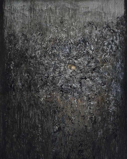 , 'Aleppo IV (Darker With The Day),' 2016-17, Charlie Smith London