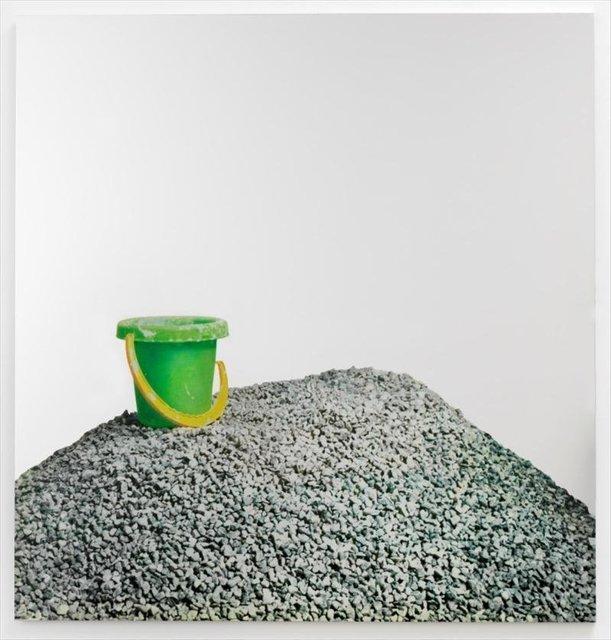 , 'Lavoro - ghiaia,' 2008-2011, Simon Lee Gallery