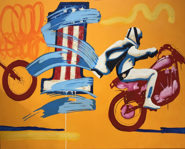 , 'EPOCHS: Evel Empire,' 2018, Tansey Contemporary