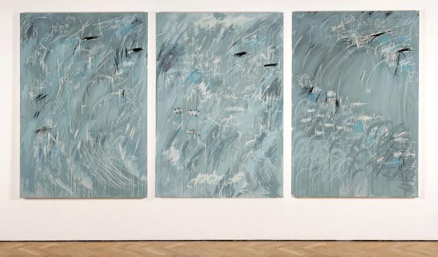Konstantino Dregos, 'LPS Triptych', 2014, Vigo Gallery