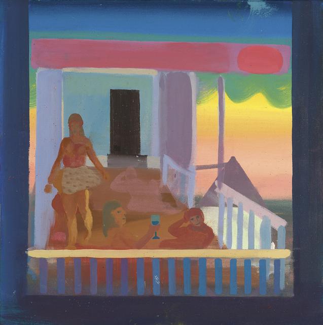 , 'Porch Dancer,' , Dowling Walsh