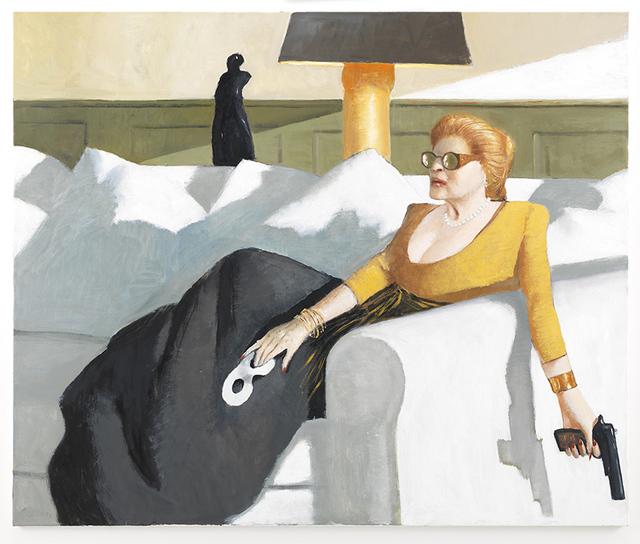 , 'J. Campamento y Madrigales,' 2015, Miles McEnery Gallery