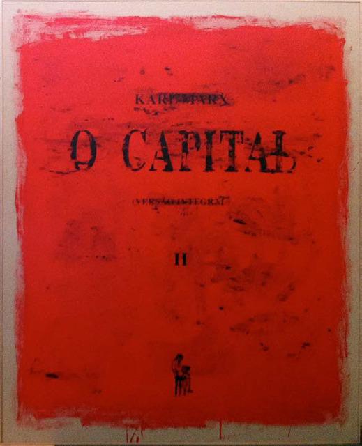 , 'O Capital II,' 2013, Cristina Guerra Contemporary Art