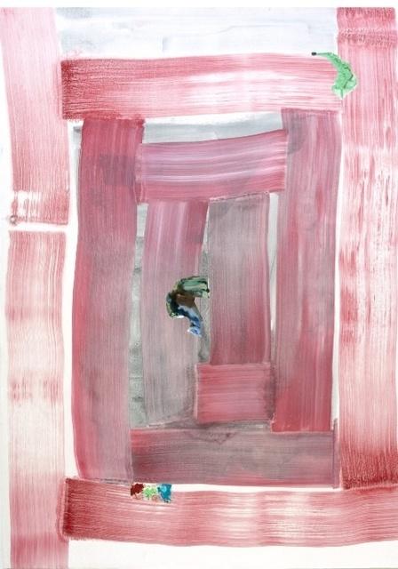 Vicky Uslé, 'Mil días de Lluvia', 2016, Galeria Maior