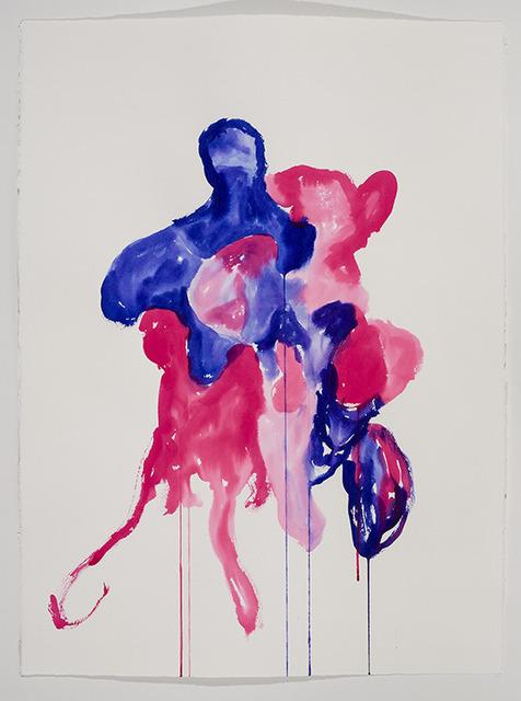 , 'Avec l'autre I,' 2012, Galerie René Blouin