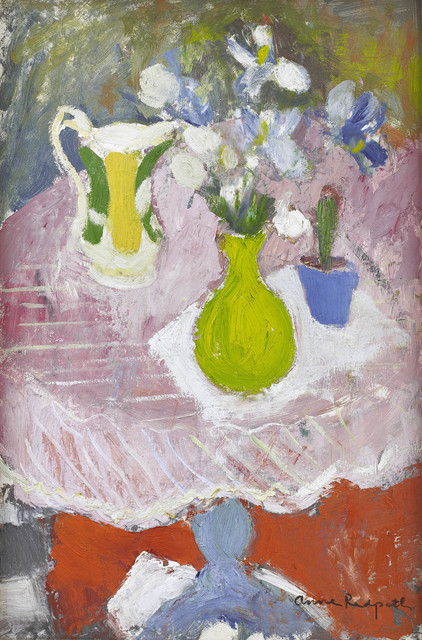 Anne Redpath, 'Still Life with Green Vase', ca. 1958, Portland Gallery