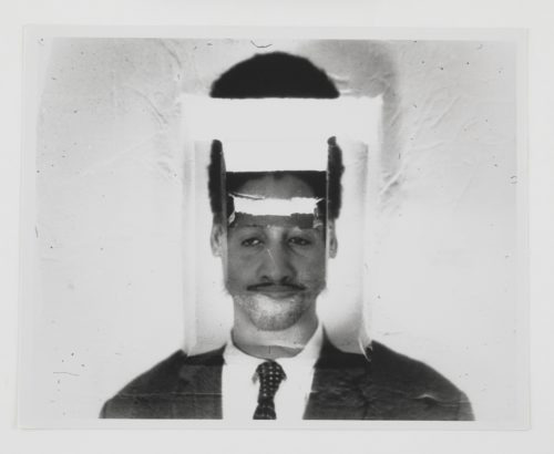 , 'Untitled (Self-Portrait after Museum Guard Photograph),' 1990, OSMOS