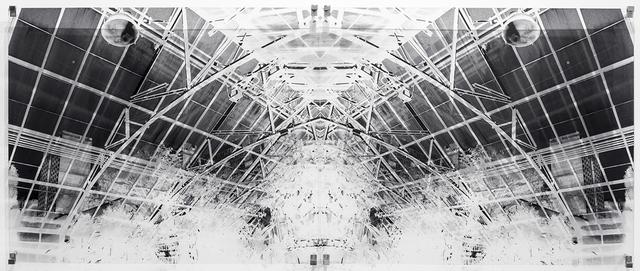 , 'Framework I, photo on clear plexi,' 2014, CMS Art Projects