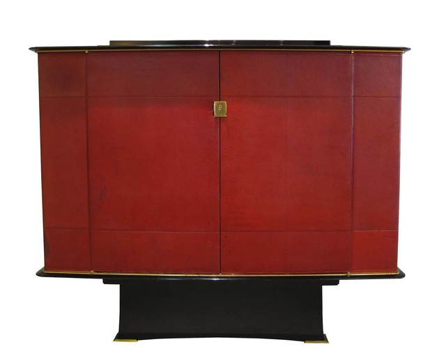 ", '""Paper Holder"" cabinet,' 1935, DeLorenzo Gallery"