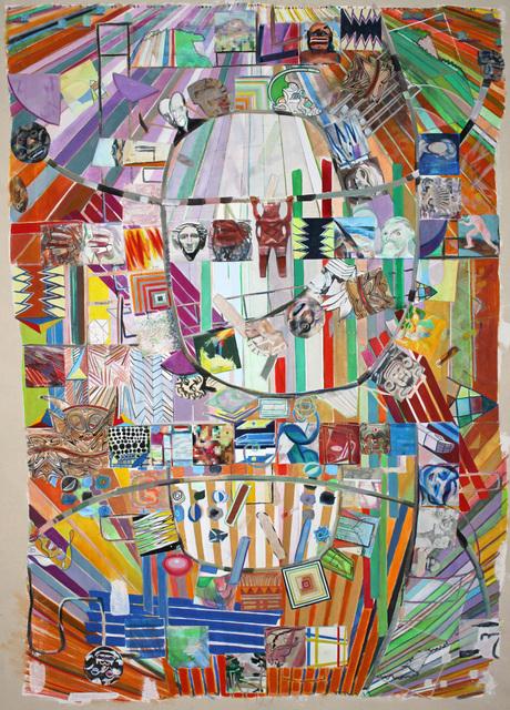 Franklin Evans, 'selfportraitasfranklingarcia', 2019, Federico Luger (FL GALLERY)