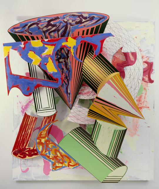 , 'Gobba, zoppa e collotorto,' 1985, de Young Museum