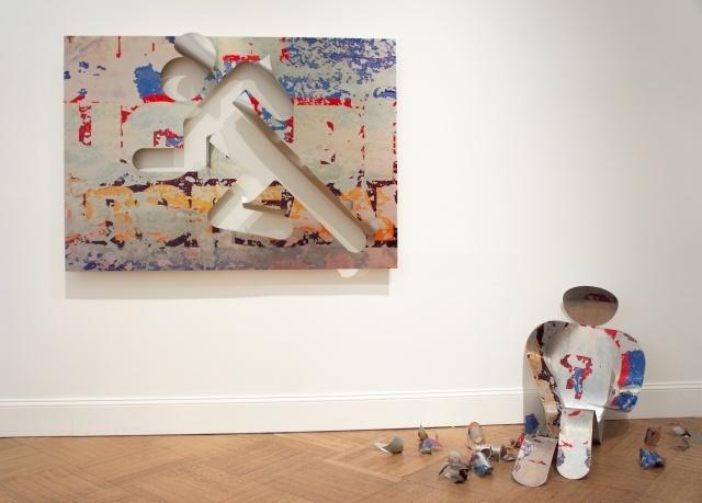 , 'Pardon My Dust,' 2017, Alessandro Berni Gallery