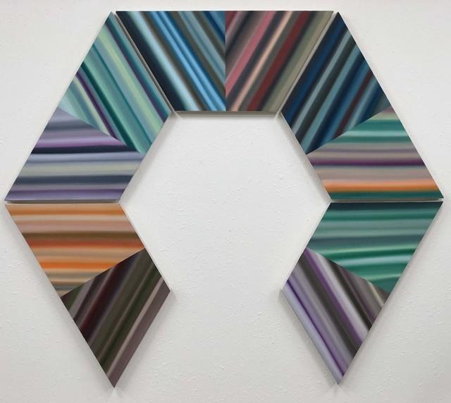 , 'Trapezoid Series III,' 2016, Rosenbaum Contemporary