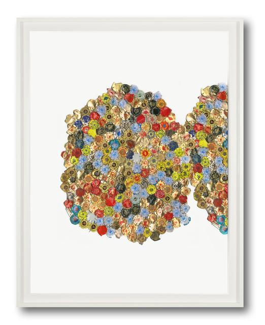 El Anatsui, 'Variation I_C', 2015, Zane Bennett Contemporary Art