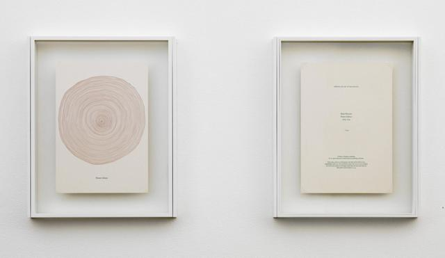 , 'Future Library (certificate),' 2014, James Cohan