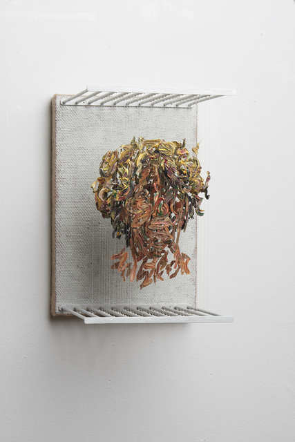 , 's.o.h,' 2018, Muriel Guépin Gallery