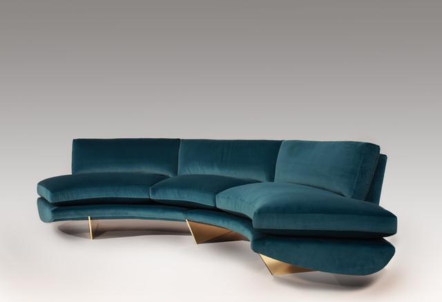 , 'Whalebone Sofa,' 2014, Maison Gerard