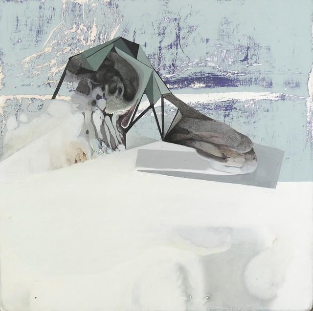 , 'La montagne d'orgueil,' 2017, Galerie Maria Lund